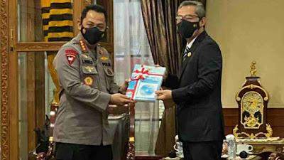 Bravo..!! Polri Raih Predikat WTP Delapan Tahun Berturut-turut dari BPK