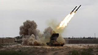serangan 3 rudal syiah houti