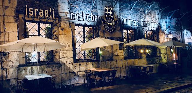 Restauracja Hamsa Kraków Kazimierz