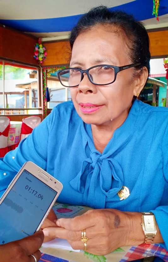 Blandina Fautngilyanan menyatakan, DPRD melakukan pengawasan terhadap sejumlah proyek bantuan pemerintah kabupaten Malra dalam hal ini bantuan dana yang dikucurkan untuk pembangunan fisik maupun non fisik serta memastikan pelaksanaan pembangunannya berjalan dengan lancar dan baik.