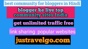 Top 10 Blogging Communities Sites in Hindi| Promote And Drive Traffic To Your Site