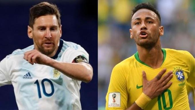 Brasil vs Argentina: FIFA decidirá el partido de las Eliminatorias de la CONMEBOL