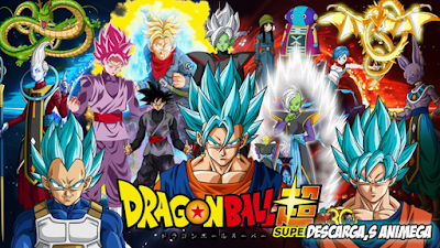 Dragon Ball Super 131/131 Audio: Latino Servidor: Mega/Mediafire