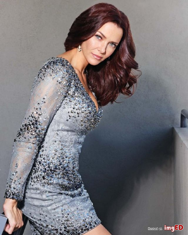 Annie Wersching Hot Naked Photos