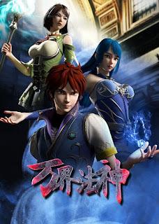 The God Magician of All Realms Anime Donghua Sub Español Descargar Mega