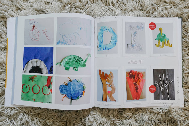 kids art, shutterfly, photobook
