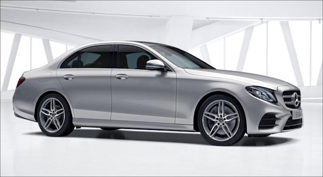 Mercedes E300 AMG 2019 được thiết kế thể thao, sang trọng và lịch lãm