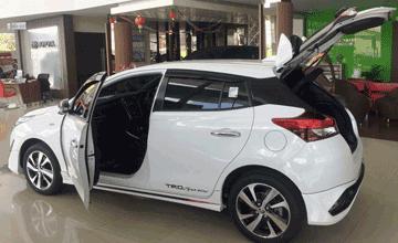 Mobil Baru Toyota Yaris Model 2018