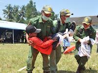 Tirtoadi  Dikukuhkan  Jadi  Kampung  Siaga Bencana