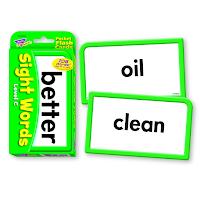 Sight Word Flashcards Set C