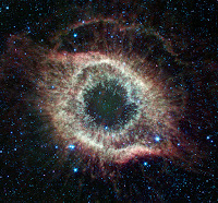 Helix Nebula in the Infrared