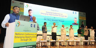 csc-to-play-major-role-in-the-making-of-new-india