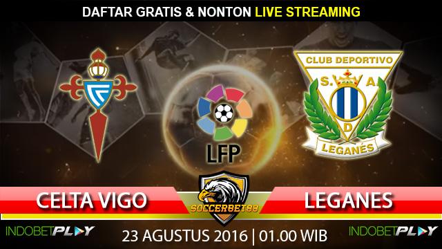 Prediksi Celta Vigo vs Leganes 23 Agustus 2016 (Liga Spanyol)