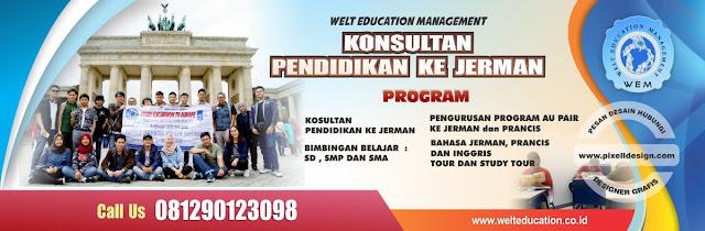 Iklan Banner Papan Nama Pendidikan