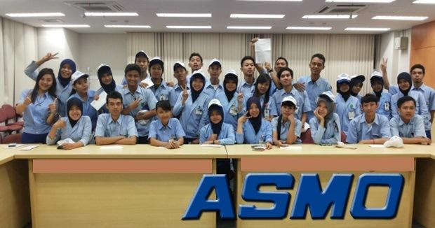 Lowongan Kerja Jobs : Production Supervisor PT Asmo Indonesia