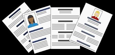Membuat CV Online