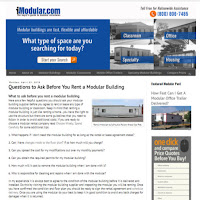 iModular.com helps you find a modular building