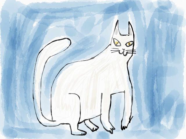 白猫の夢の夢占い・夢判断