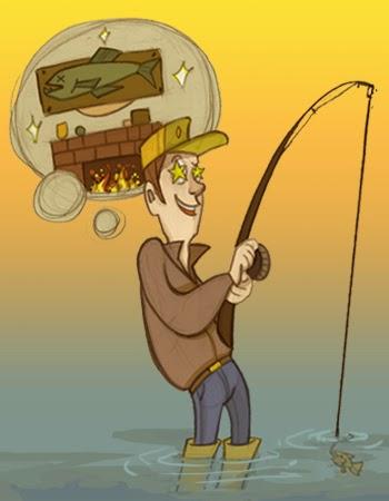 histoire de pêche, Daniel Lefaivre, blogue de pêche, parlons pêche