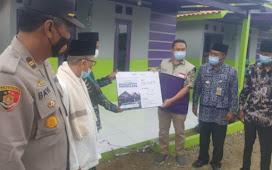 Baitul Muamalat Bangun 6 Unit Rumah Harapan untuk Mantan Penganut Hakekok di Pandeglang