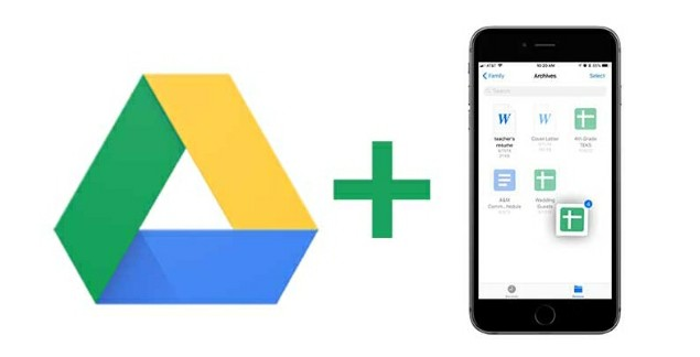 How To Upload Files And Folders To Google Drive..??
