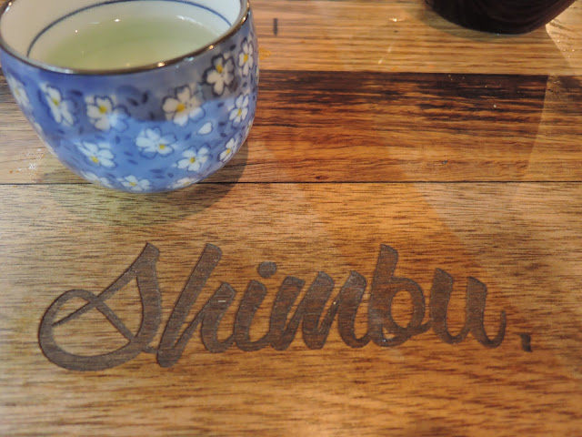 green tea;  shimbu