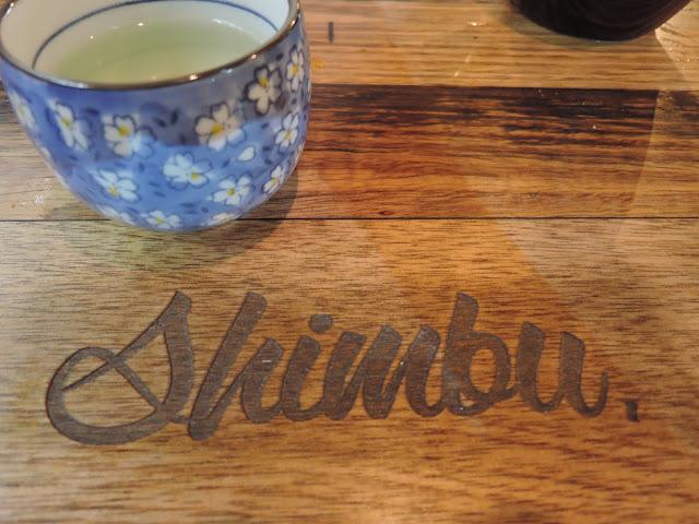 green tea;  shimbu