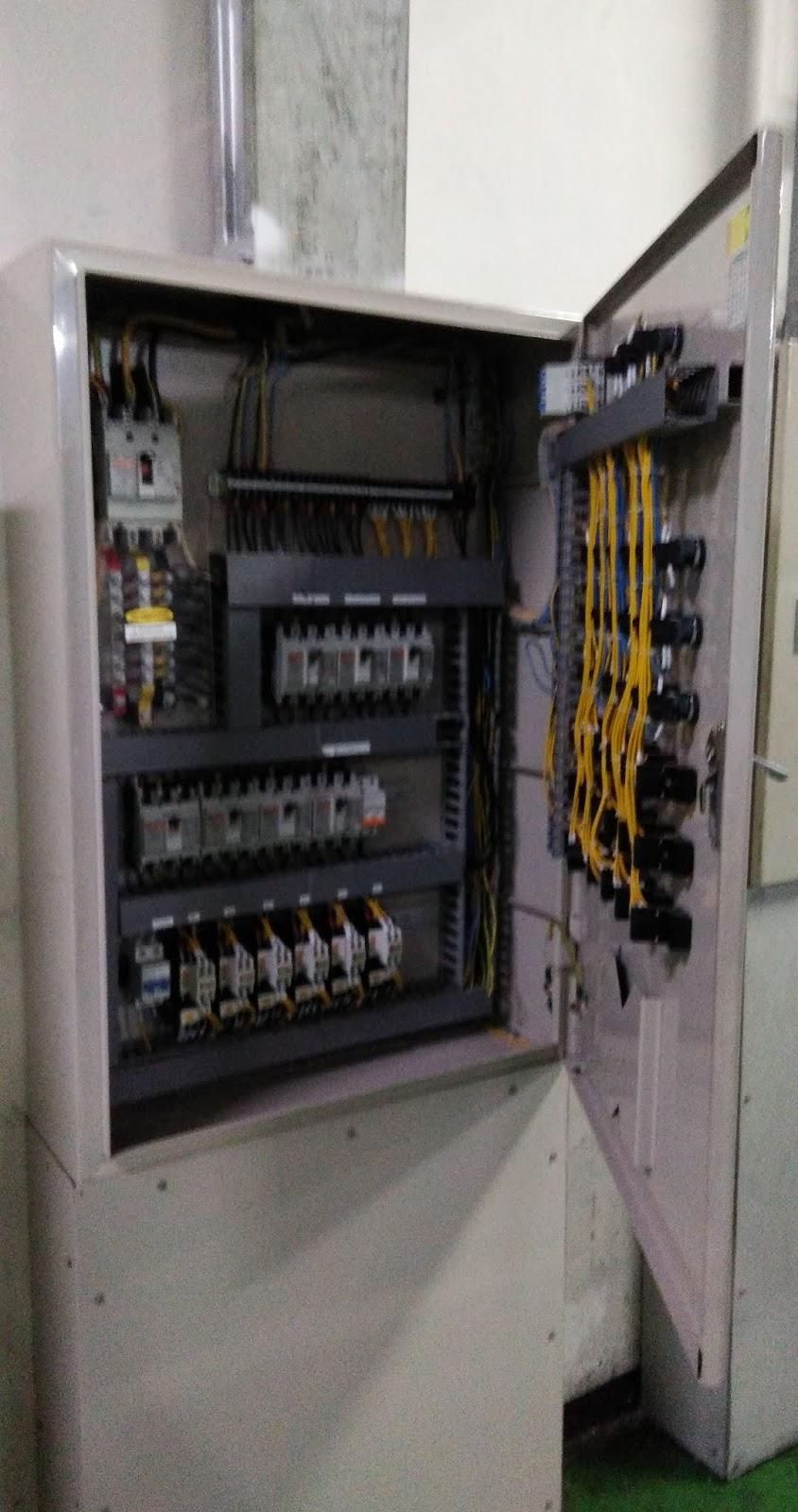 Pembuatan Wiring Diagram Panel Listrik Teknisi Listrik