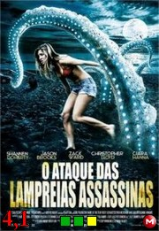 O Ataque das Lampreias Assassinas HDRip