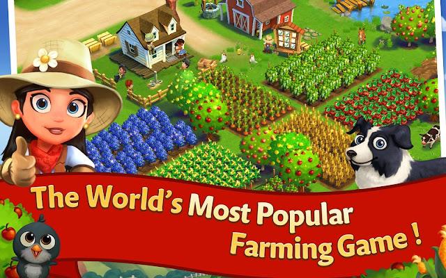 FarmVille: Tropic Escap