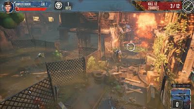 Dead Z Meat Game Screenshot 2
