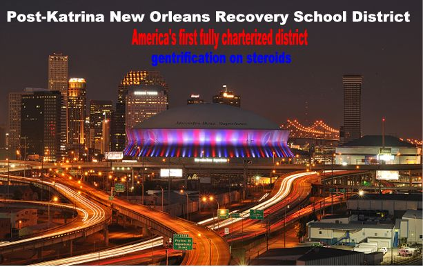 Image result for big education ape Hurricane Katrina