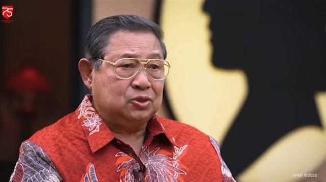 SBY Minta Pemerintah Kendalikan Defisit APBN, Jangan Berlindung di Balik UU