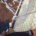 Il saute en bas du pont du Parc des Chutes-de-la-Chaudière!
