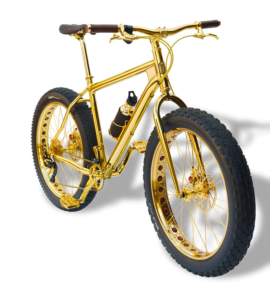24K-GOLD-EXTREME-MOUNTAIN-bicycle