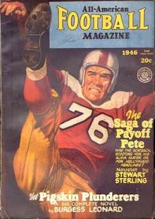 All American Football Magazine - 2nd. Fall 1946
