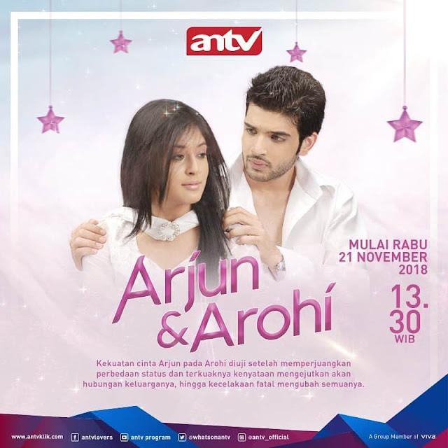 Sinopsis Arjun dan Arohi ANTV Hari Ini Rabu 9 Januari 2019 Episode 27