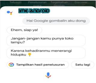 Cara ngobrol dengan Google Assistant di Android