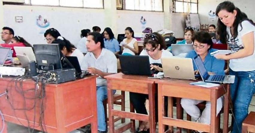 MINEDU: Más de 6 mil docentes de colegios nocturnos (EBA) ganarán desde S/. 2 mil - www.minedu.gob.pe