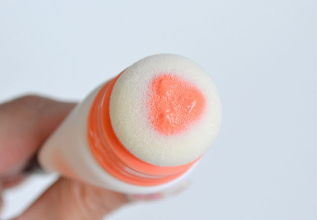 "Peripera ""Ah Much Real"" Cushion Blusher in Happy Coral"