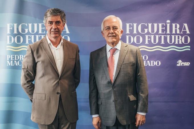 """Ernesto Morgado é o mandatário concelhio da candidatura """"Pedro Machado-Figueira do Futuro"""""""