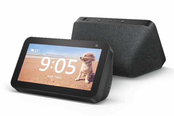 Amazon Echo Show 5 launched with 5.5-inch display, 1MP HD camera and Built-in camera shutter