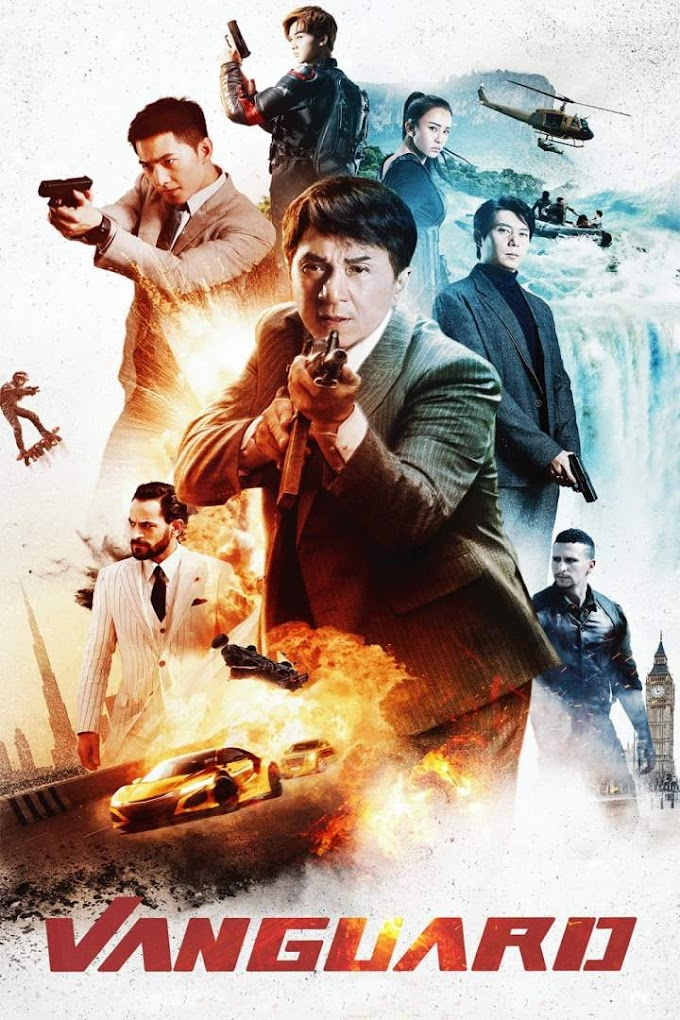 Movie: Vanguard Full Chinese Movie (2020) - Jackie Chan