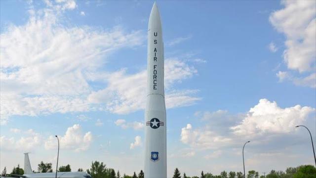 Hackers roban secretos de contratista de misiles nucleares de EEUU