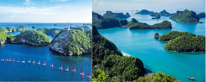 Experience Natural Beauty and Adventure: Hundred Islands National Park in Pangasinan