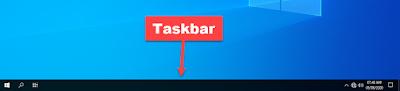 Cara Mengubah Posisi Taskbar pada Windows 10