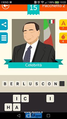 Iconica Italia Pop Logo Quiz soluzione pacchetto 2 livelli 15-50