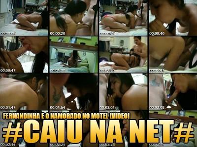 baixar Caiu na Net - Fernandinho e namorada no motel download