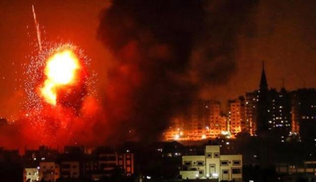 Israel Serang Infrastruktur Bawah Tanah Milisi Hamas
