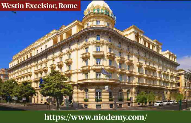 Westin Excelsior, Rome